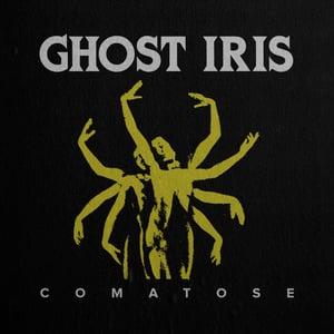 "Image of Ghost Iris ""Comatose"" CD"