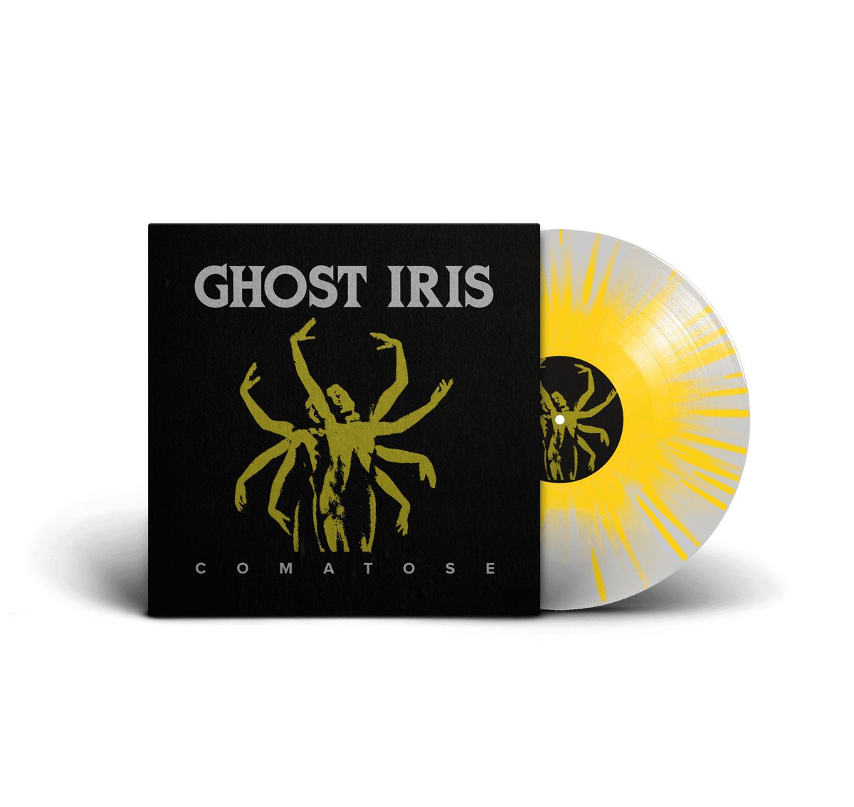"Image of Ghost Iris ""Comatose"" LP"