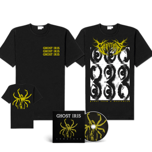 "Image of Ghost Iris ""Comatose"" CD-Bundle"