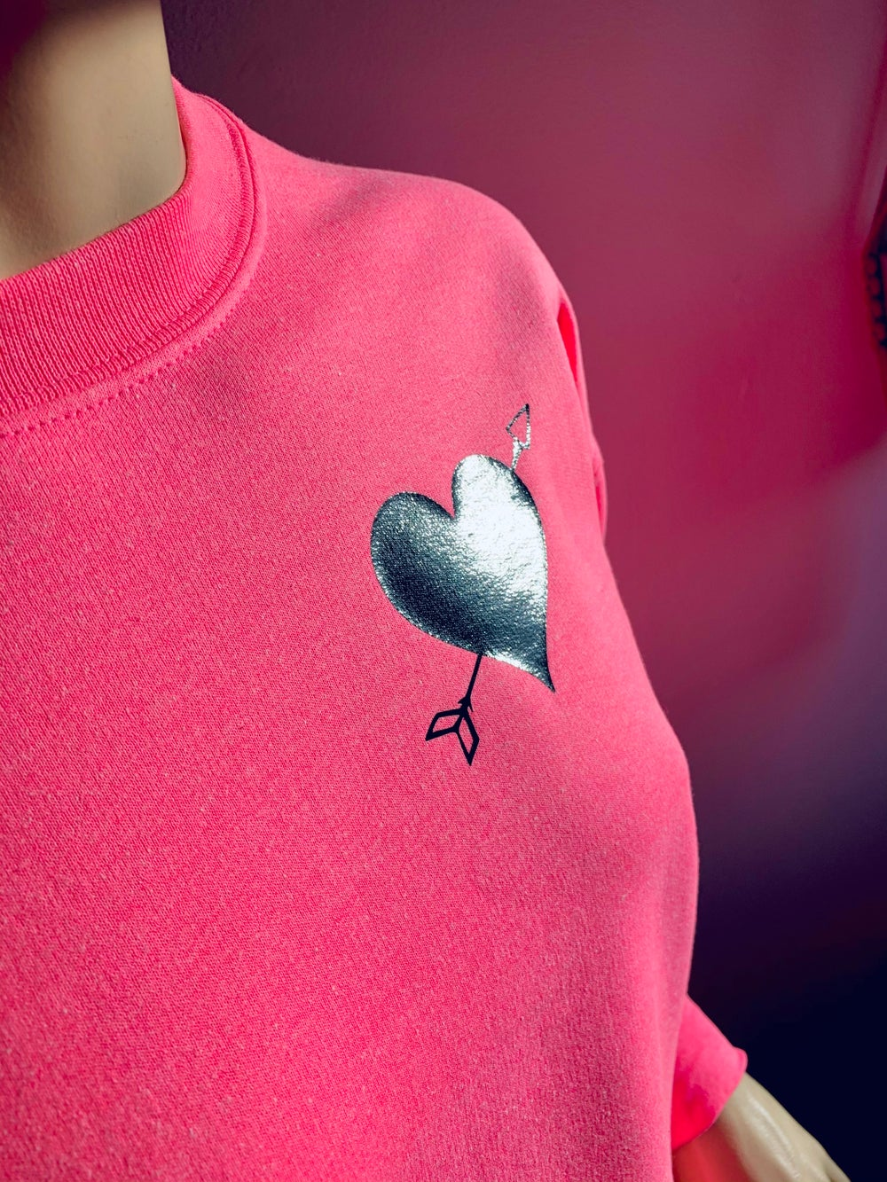 Cory cupid sweater - adult