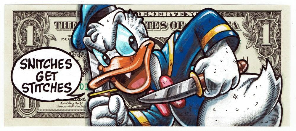 Image of Real Dollar Original. Ruck Duck.
