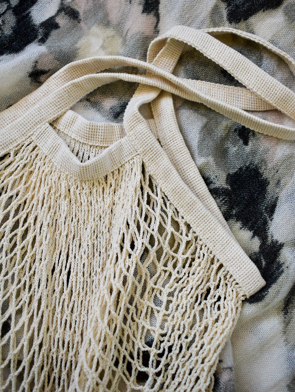 Image of Bolso de malla de algodón reusable
