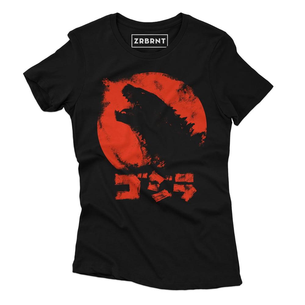 Team Godzilla (Black and Navy Shirt Only)