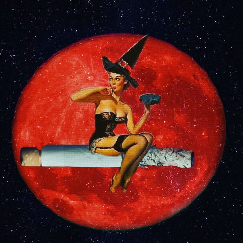 Image of Let's Get Witchy Halloween Art Print