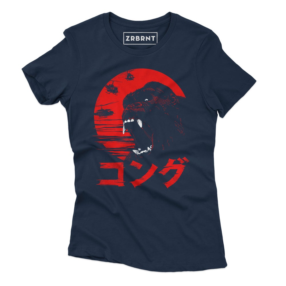 Team Kong (Black and Navy Only)