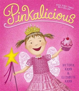 Image of Pinkalicious -- Reading Partners Donations