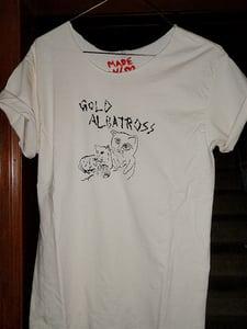 Image of gold albatross