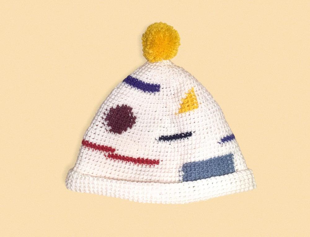Image of WHITE CAP