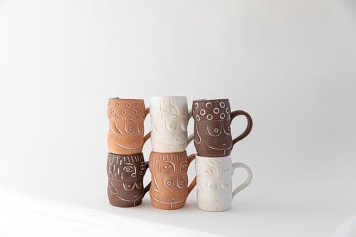Image of Large Tiki Mug - No. 3