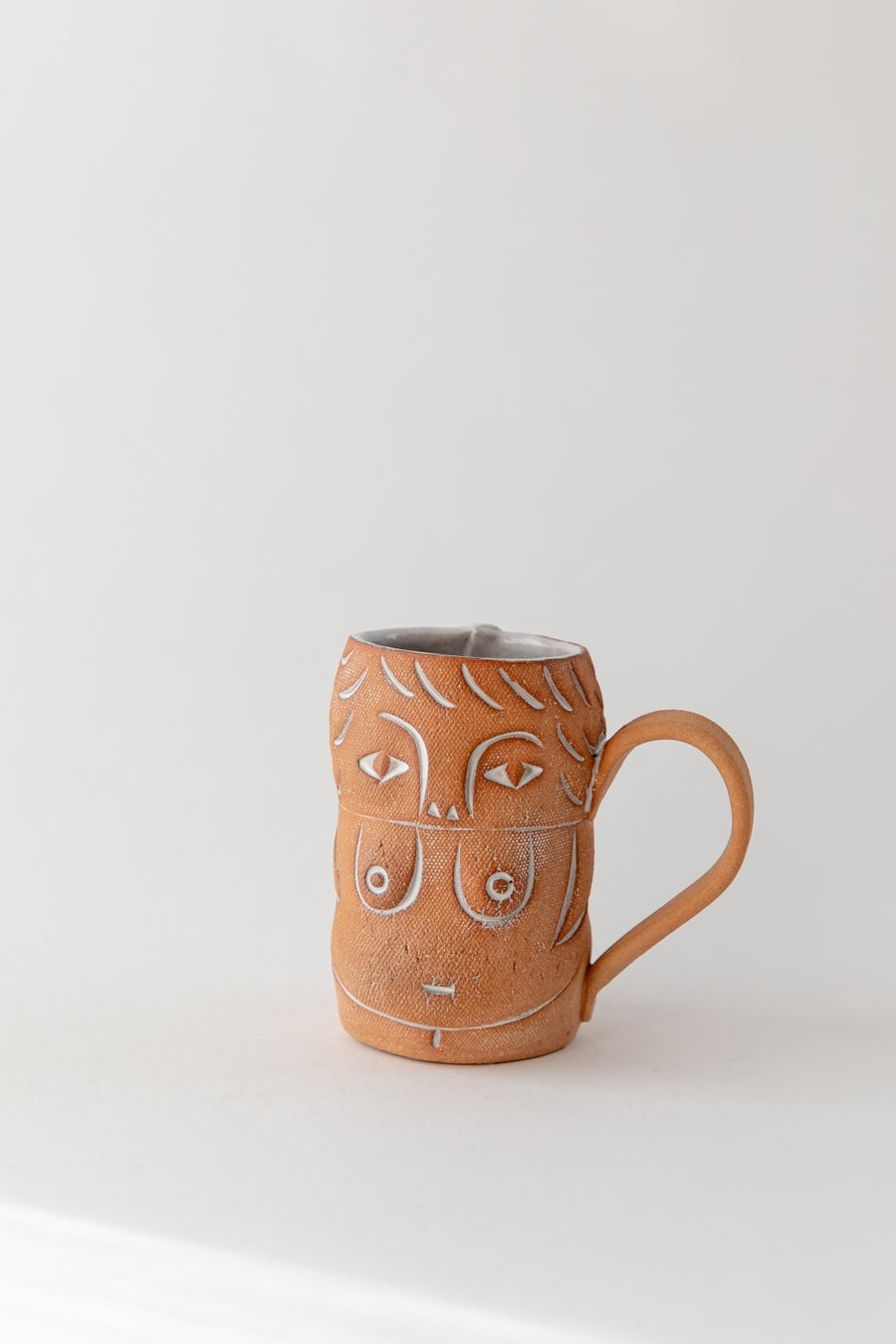 Image of Large Tiki Mug - No. 3
