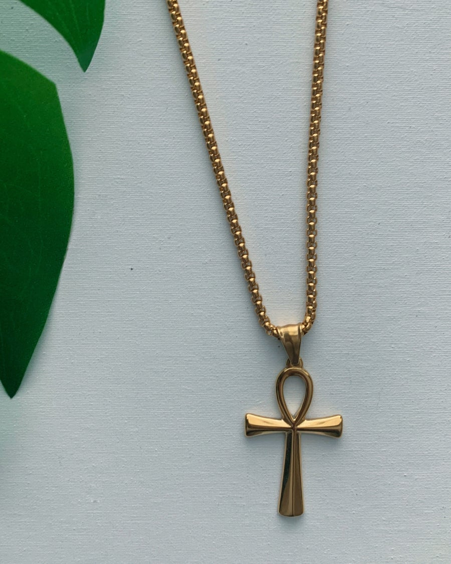 Image of PAIA • Ankh Necklace