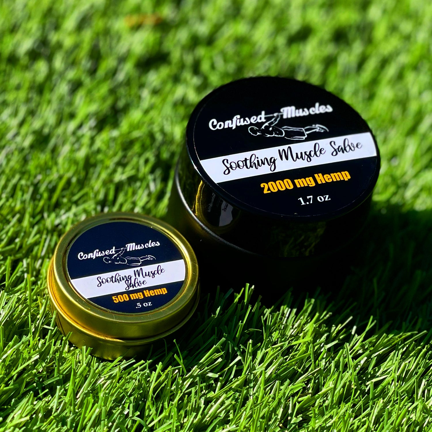 Image of Soothing Muscle Salve