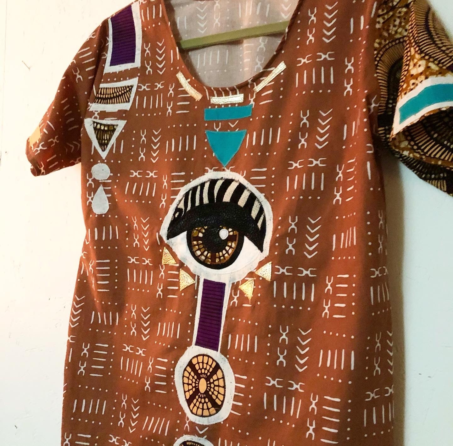 Image of Terra 504 Tunic- NAME YOURSELF- made to order