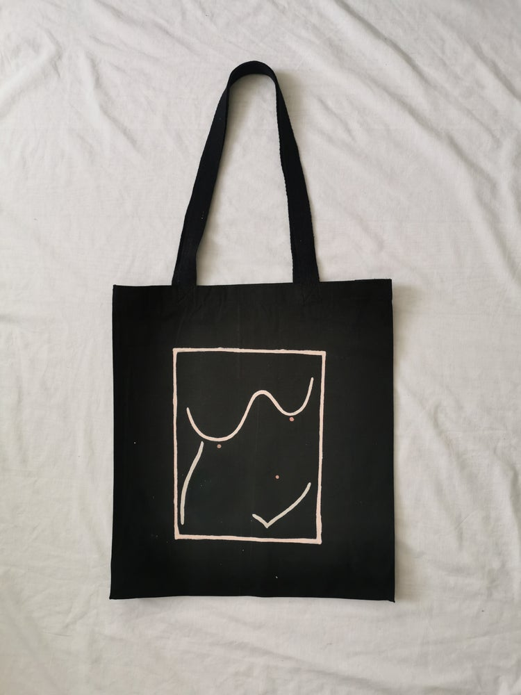 Image of bawdy tote
