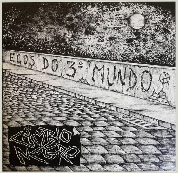 Image of CAMBIO NEGRO - Ecos Do 3˚ Mundo LP