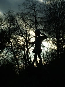 "Image of Reaching Away ""Lost Boy"" cd"