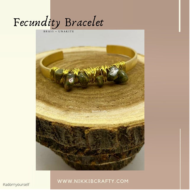 Image of Fecundity  Bangle