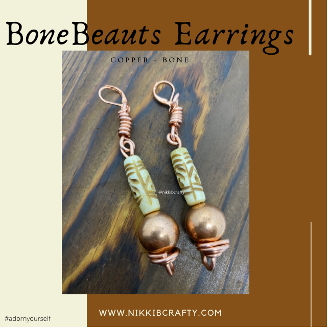 Image of BoneBeauts Earrings