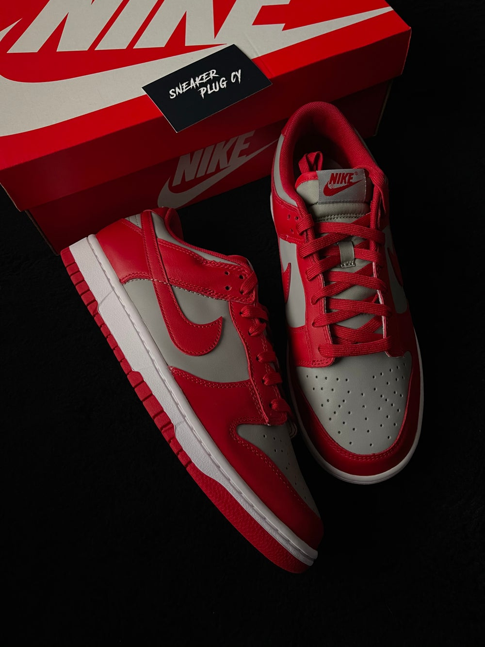 "Nike Dunk Low ""UNLV"""