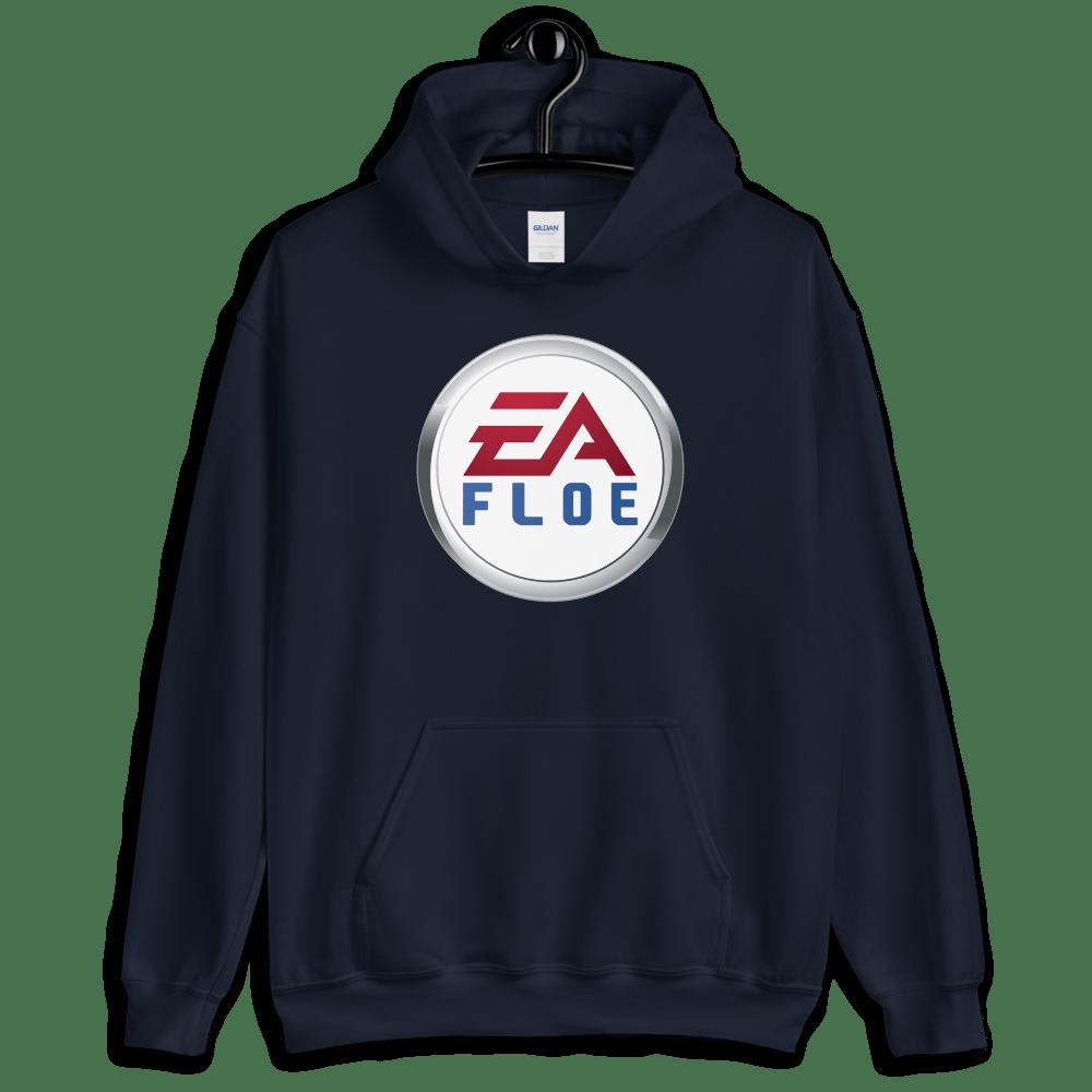 Image of EA Floe Logo Hoodie (Navy)