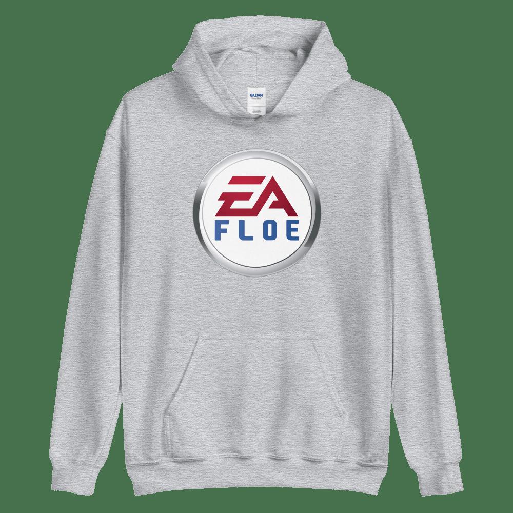 Image of EA Floe Logo Hoodie (Sport Grey)