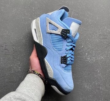 "Image of Air Jordan 4 SE ""University Blue"""