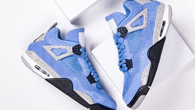 "Image of Air Jordan 4 SE ""University Blue"""