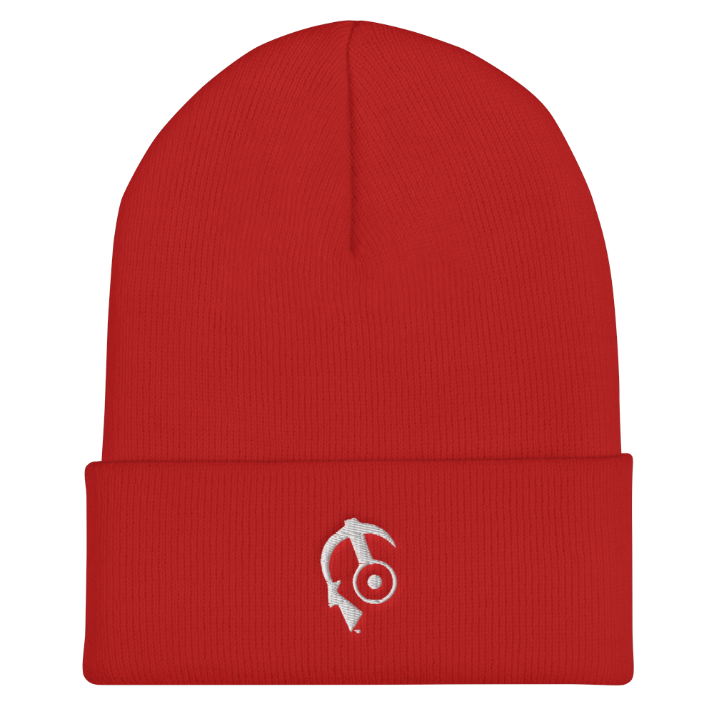 Image of BALCO Logo - Cuffed Beanie (Red)