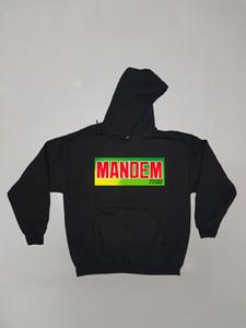 Image of BOTTLE OF MANDEM HOODIE