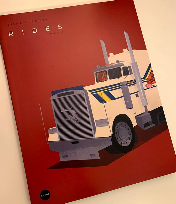 Image of RIDES Vol 1