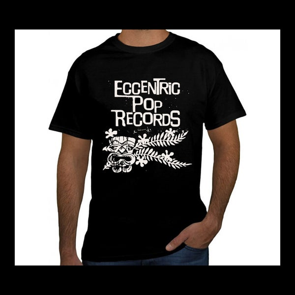 Image of Eccentric Pop Tiki Logo Shirt