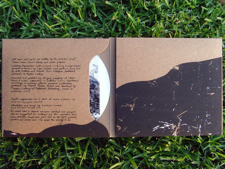 Ef 'Mourning Golden Morning' - Collector's Edition CD