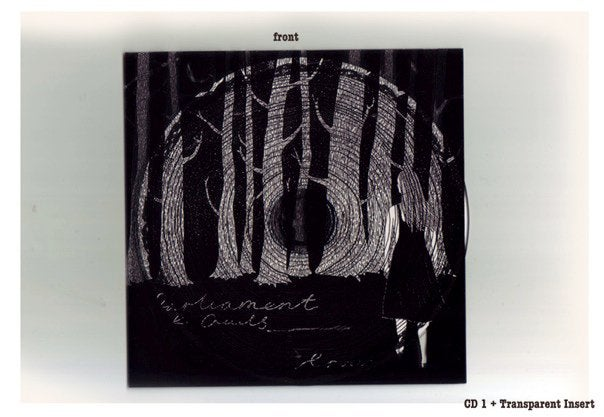 Parliament Of Owls 'Crow' - Collector's Edition 2xCD
