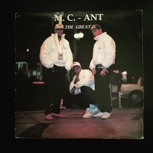 """Image of M.C. - ANT """"The Great"""" LP✨"""