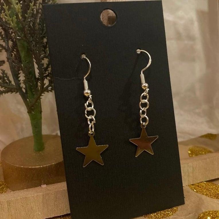 Image of Star Earrings