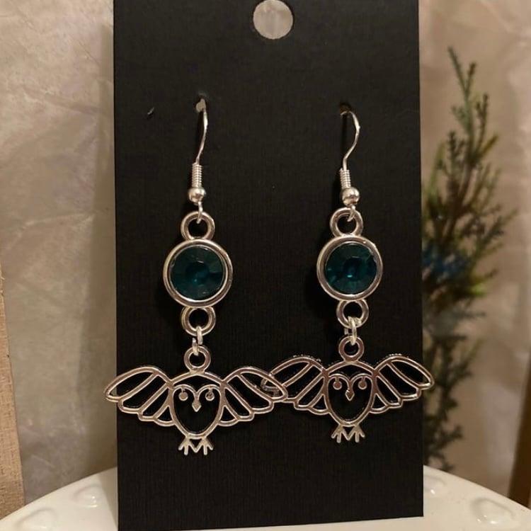 Image of Hedwig Earrings