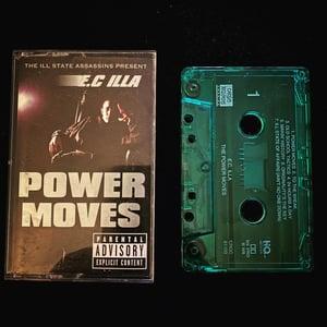 """Image of E.C ILLA """"Power Moves"""""""