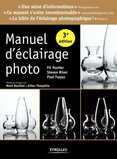 Image of  Manuel D'éclairage Photo - Biver Steven