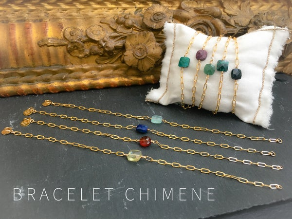 Image of BRACELET CHIMENE