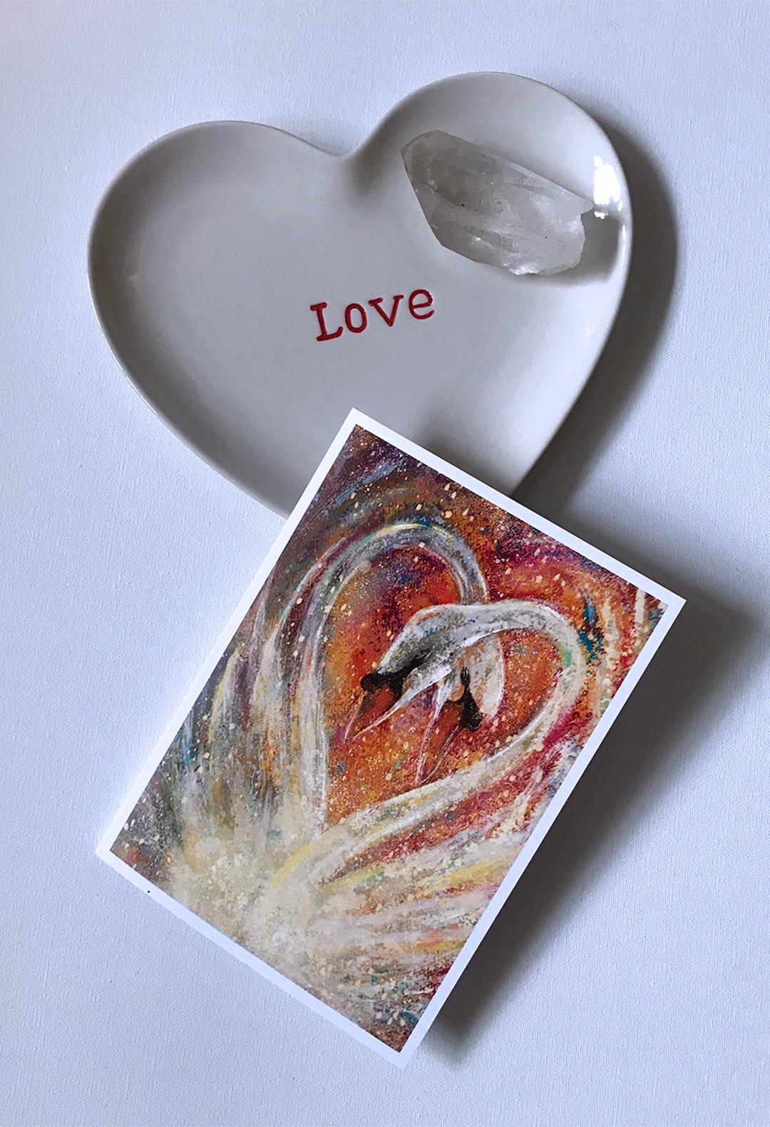The Lovers- Tarot/Greetings Card Valentines  Bundle