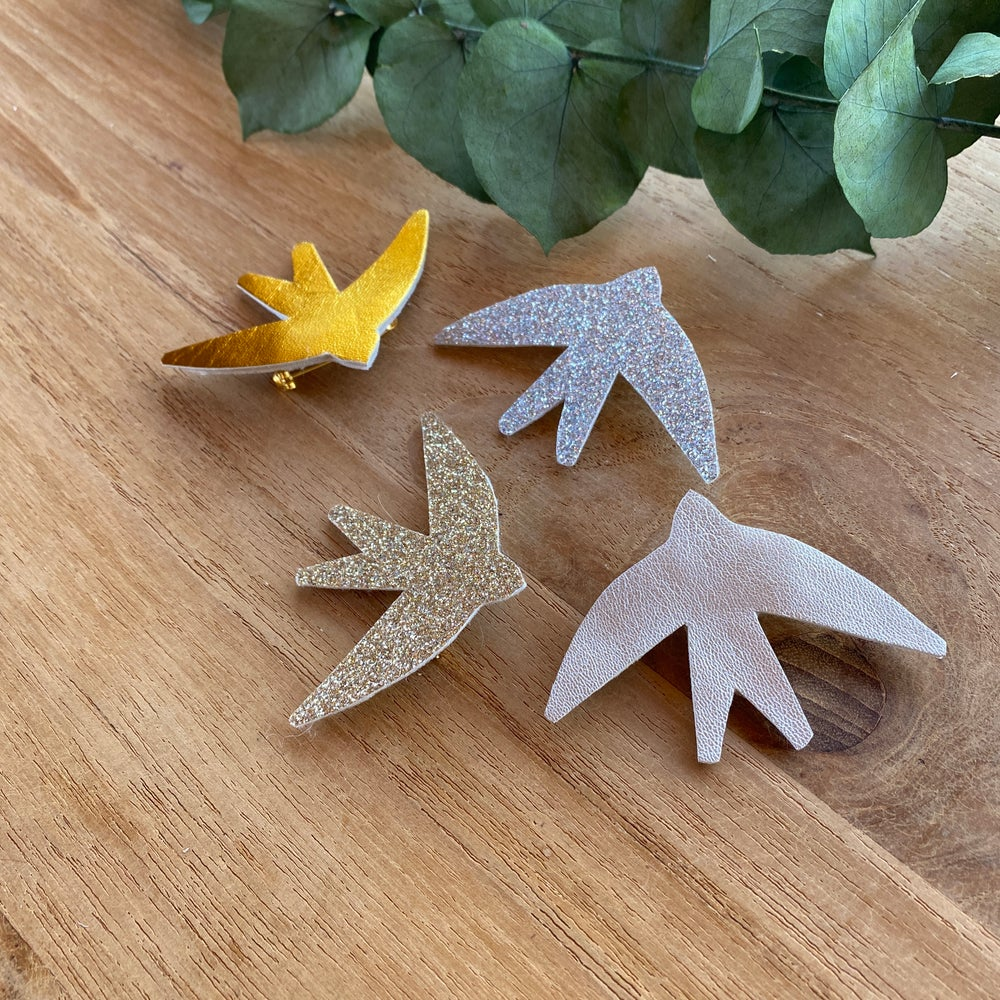 Image of ANNABELLE _ BROCHE HIRONDELLE