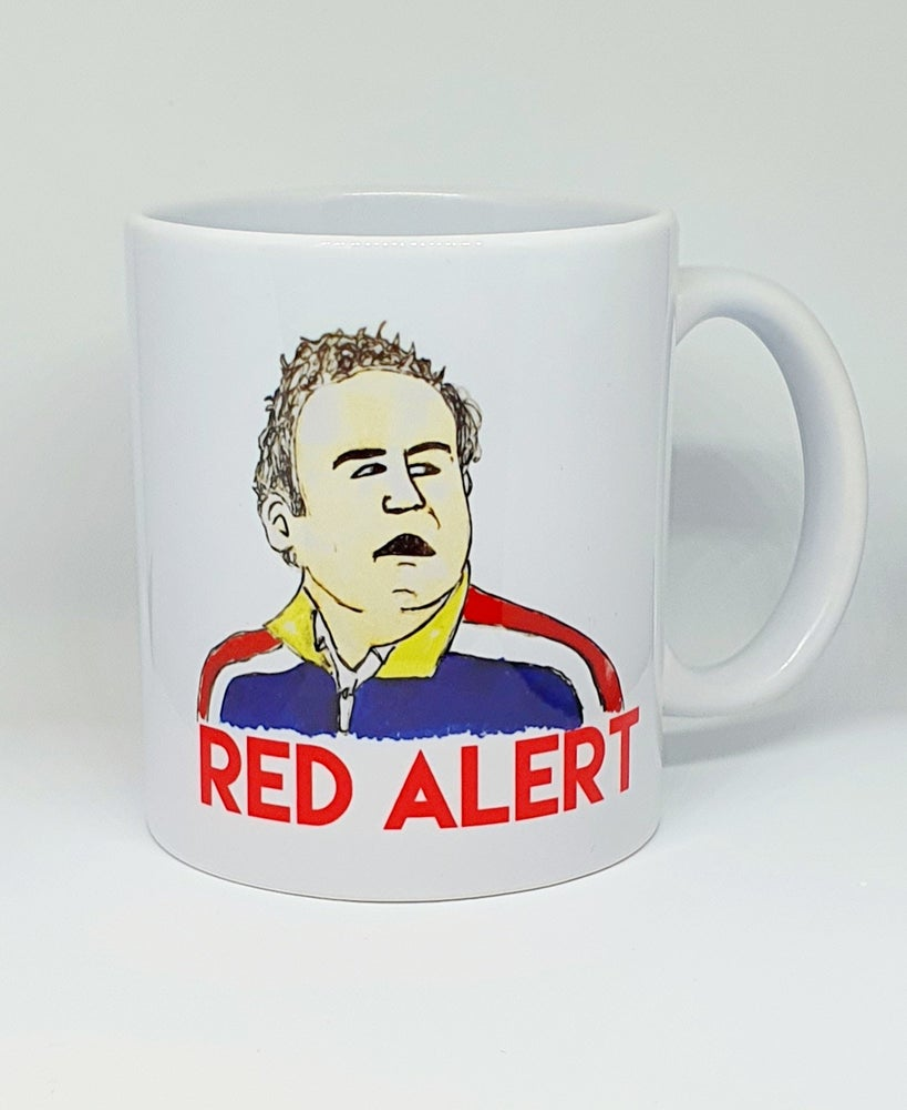 Image of Red Alert Mug