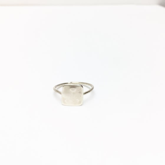 Image of Bague «First»