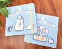 Arctic Pals Sketchbook