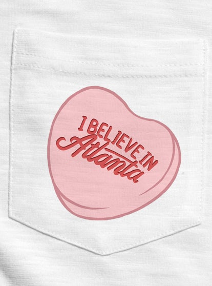 Image of IBA Candy Hearts Be Free Tonight...