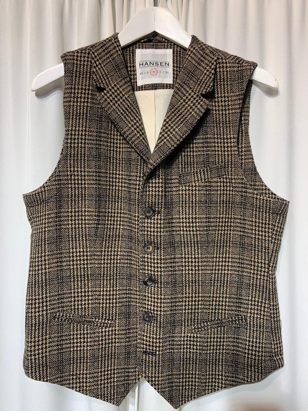 Hansen Garments Waistcoat William