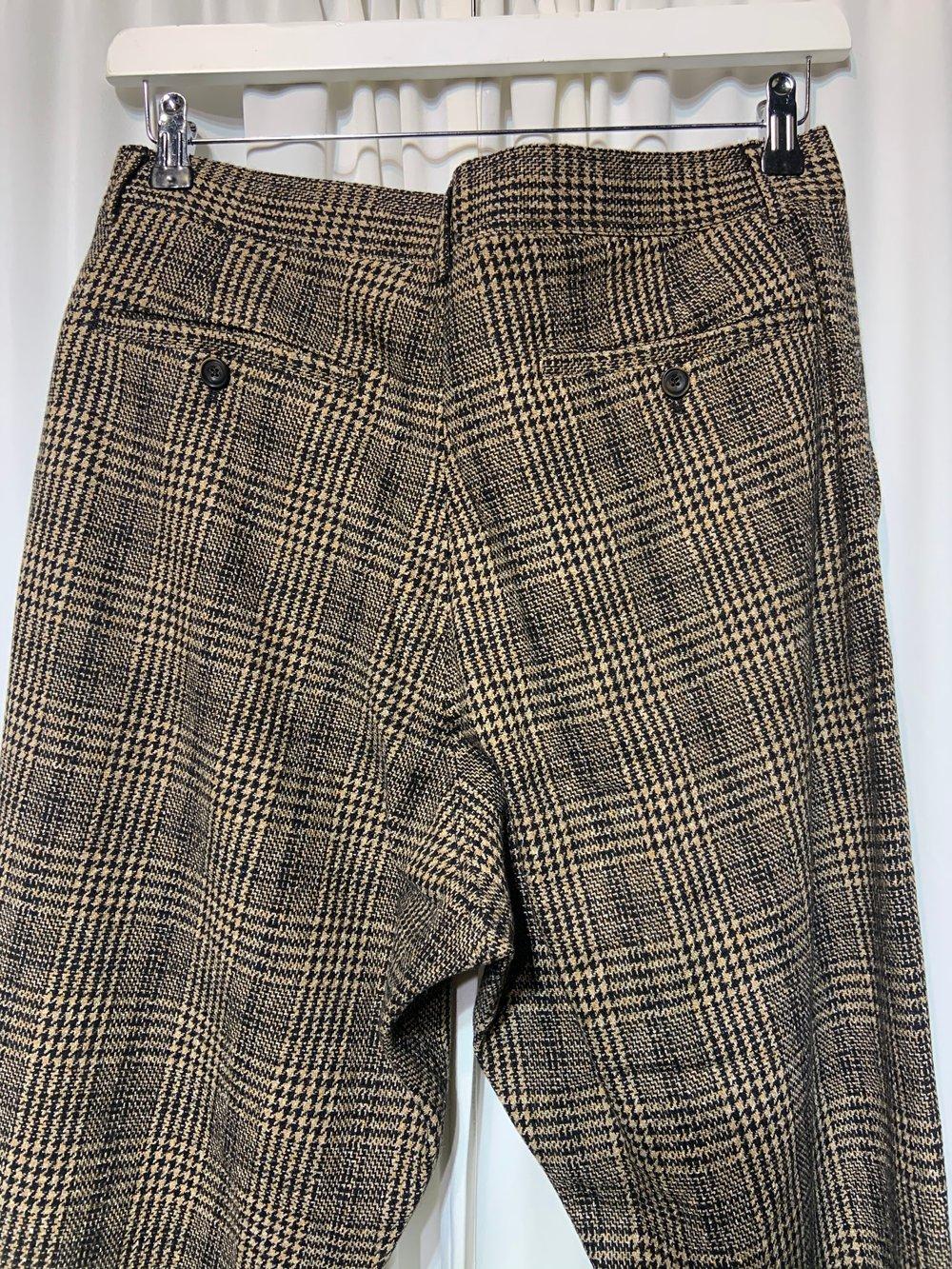 Hansen Garments Chekered Ken