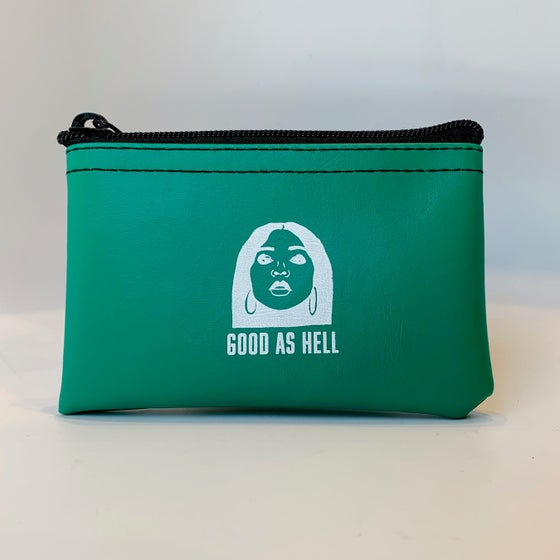 Image of Good As Hell - Lizzo zip pouch