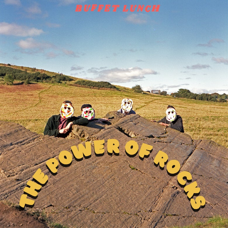 Image of BUFFET LUNCH - 'The Power of Rocks' (pre-order)