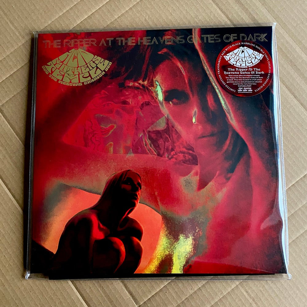 ACID MOTHERS TEMPLE 'The Ripper At The Heaven's Gates Of Dark' 2xLP (Red/Black)